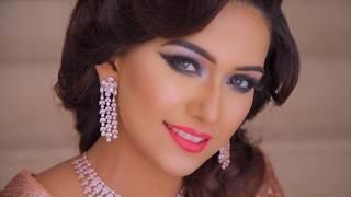 Best blue smokey eye makeup anurag makeup mantra,19 dec makeup class update call +919920127706
