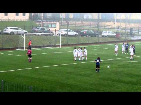 Brescia vs Inter (cat. GIOVANISSIME 99) le reti nerazzurre