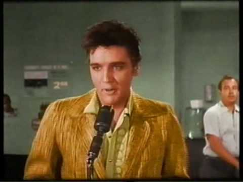 Elvis Presley - Treat Me Nice (color And True Stereo) - Jailhouse Rock Movie video