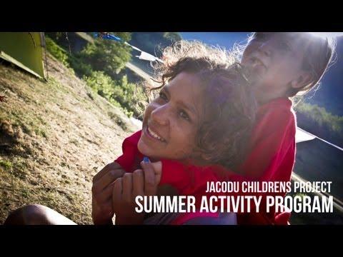 Jacodu Children's Project - Summer Activity Program
