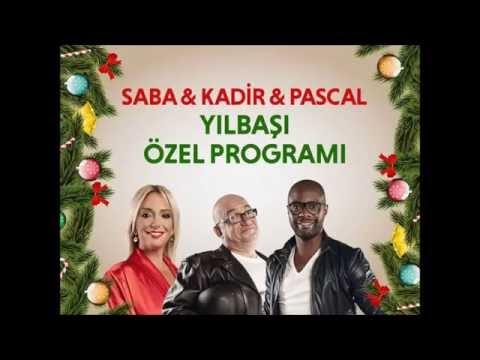 Aragaz - Kadir, Pascal, Saba Tümer Yılbaşı Özel Programı, ÇOK KOMİK!!