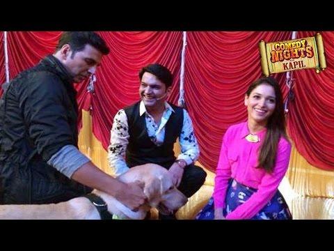 Akshay Kumar, Tamannaah Bhatia - Comedy Nights With Kapil -  2nd Aug 2014 Full Episode