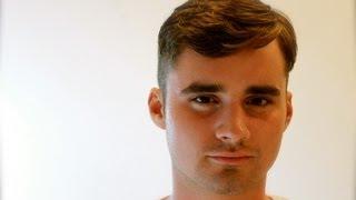 Mens Haircut - Clipper Cut - Mens Highlights - with Brian Haire Gratitude Salon Education