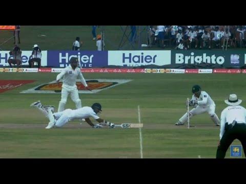 Sri Lanka v Pakistan - 1st Test , Day 2: Highlights
