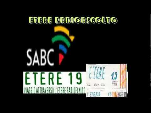 ETERE 19 - AX - BBC WS - GOOD WOMAN ENGLISH SONG - AM RADIO - MAR-APR 1995.flv