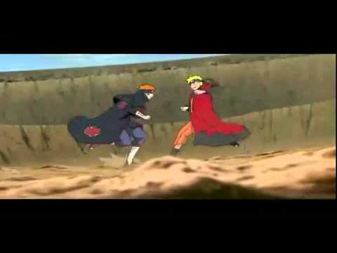 Naruto Amv- Naruto Vs Pein (pain) Part 1- Naruto Vs The Six Paths Of Pain- Dawn Of Victory video