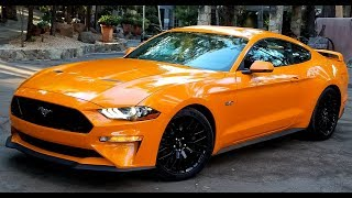 NEW 2018 Ford Mustang--WHAT A CAR!