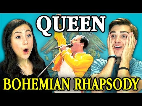 QUEEN - BOHEMIAN RHAPSODY (REACT: Lyric Breakdown)