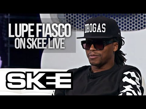 HOT NEW VIDEO: Lupe Fiasco On SKEE Live