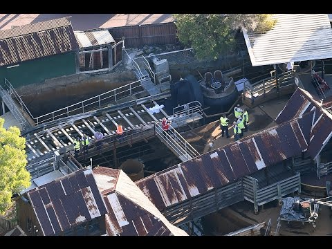 Four die in Australia theme park accident