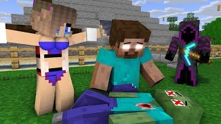 Monster school : The pitiful Zombie | Life Part 19 - Minecraft Animation