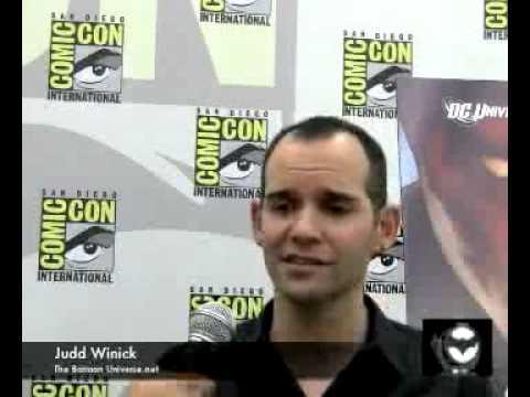 SDCC 2010-BURH: Judd Winick Interview