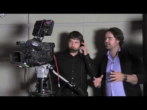 DVTV - Tour of a Multicam HD Production Studio for Live Broadcast Television