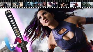 Video clip Truyền Thuyết Về Psylocke