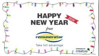 Happy New Year 2014 from Remunerator Novated Leasing & Salary Packaging