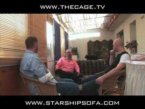 StarShipSofa interviews Michael Moorcock Part 1