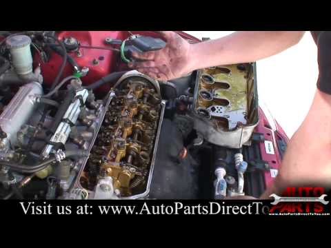 1994 Honda Civic Part 1: Valve Cover Gasket Repair