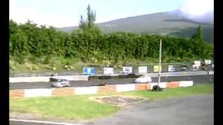 corsa opc dbilas vs porsche turbo (pour le fun) www.opc974.re