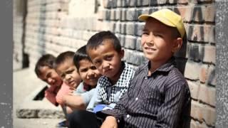 مهرانه کاری از گاه آوای تلنگر برای کودکان کار