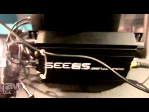 DSE 2015: Soundtube Details SB335 Amplifier with Optical Inputs