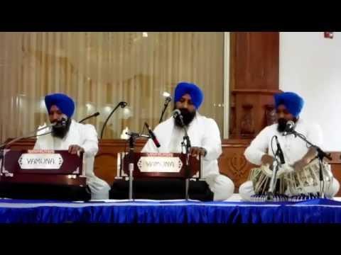 Rang Rata Mera Sahib: Bhai Satvinder Singh/Bhai Harvinder Singh Delhi Wale