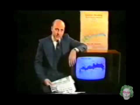 London Floods Public Service Annoucement 1978