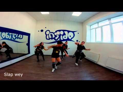 Dancehall steps (Xpressionz Family) | Smolensk | Inside dance studio