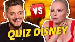 Rayane Bensetti VS Anne Sila  Quiz Disney Ultime