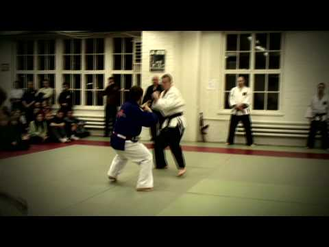 Hokutoryu jujutsu demo Image 1