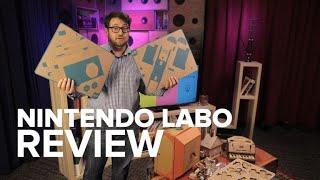 Nintendo Labo review
