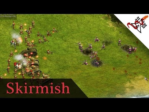 Rise of Nations Extended Edition - Skirmish Gameplay