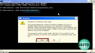 Fix Windows XP Activation Infinite Loop by Britec
