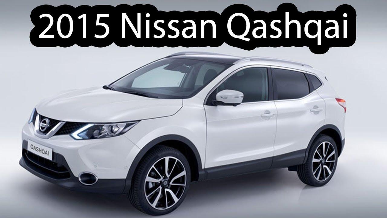Nissan Qashqai Canada Review >> 2015 Nissan Qashqai - YouTube