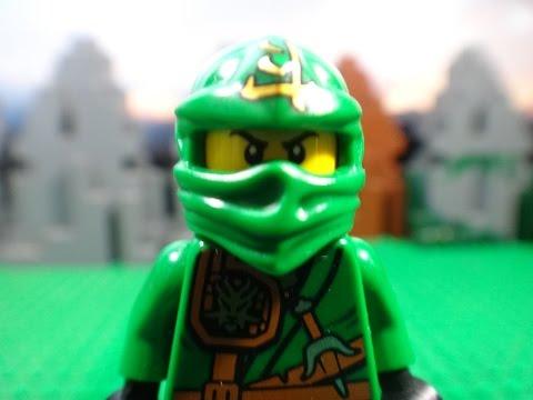 LEGO NINJAGO THE MOVIE 2015 - PART 11 TO 15