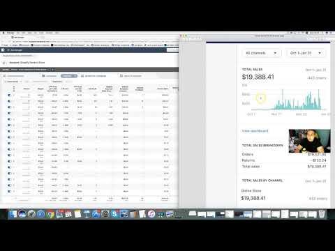 Как Я Продал $19,000 С 1 Товара На Shopify Dropshipping? И Основные Отличия От Ebay И Amazon
