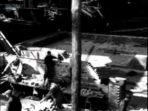 PKF 42/50 [ Na Szlaku Wielkiego Planu. Budowa Huty W Częstochowie, Rok 1950 ] Częstochowa