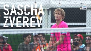 Sascha Zverev, From Hunter To Hunted, Still Thriving