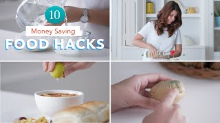 10 Kitchen Life Hacks to Stop Waste and Save Money