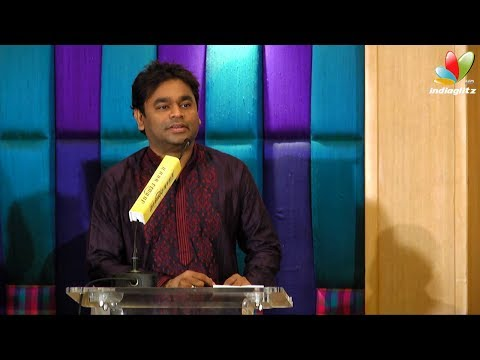 AR Rahman, Nassar, Siddharth at Kaaviya Thalaivan Press Meet | Interview