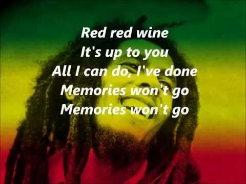 UB40 Red Red Wine Lyrics