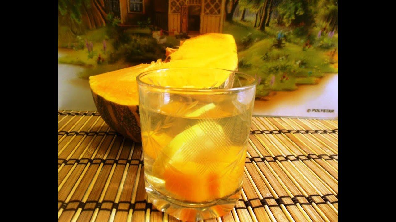 Компот из тыквы на зиму рецепт - Основа рецепта