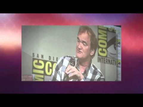 Quentin Tarantino Talks Kill Bill 3 & The Hateful Eight Script Leak at Comic Con