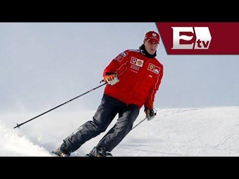 Michael Schumacher, ex piloto de Formula 1, se encuentra en coma por accidente esquiando