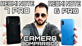 Redmi Note 7 Pro vs Redmi Note 6 Pro Camera Comparison|Redmi Note 7 Pro Camera Review