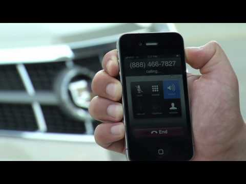 OnStar Smartphone App Technology