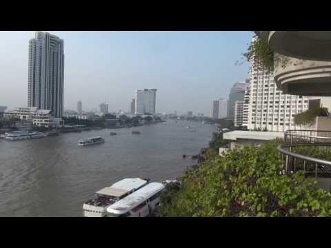 Shangri La Hotel, Bangkok, Thailand