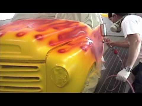 Studebaker Flame Job