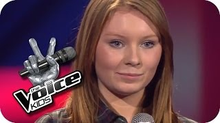 Beyoncé feat. Lady Gaga - Telephone (Caitlin) | The Voice Kids 2014 | Blind Auditions | SAT.1