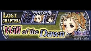 Dissidia​ Final​ Fantasy​ Opera​ Omnia​ Lost Chapter Will of the Dawn