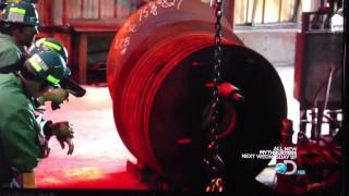 Steel Dynamics- cold saw